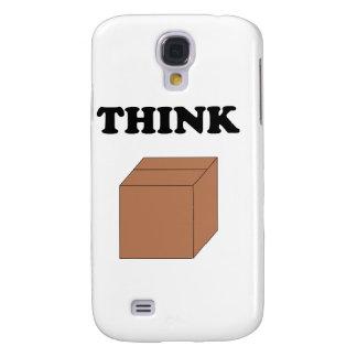 """Think Outside the Box"" HTC Vivid Tough Case"