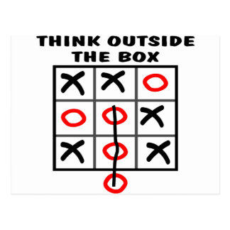how to think outside the box books