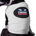 Think outside the fox dog clothing