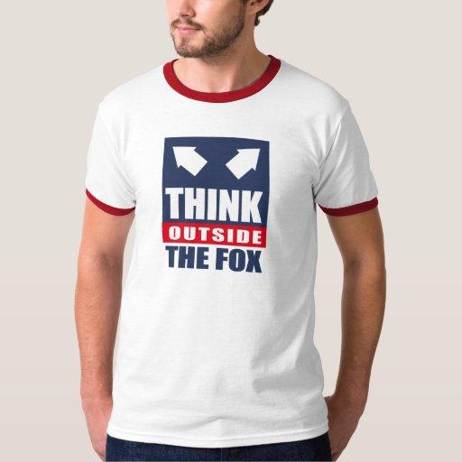 Think outside the fox shirts