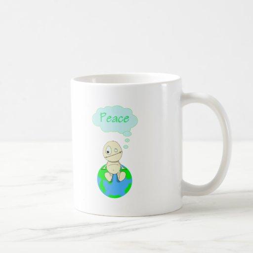 Think ... Peace Mug