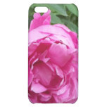 Think Pink Flower iPhone 5C Case