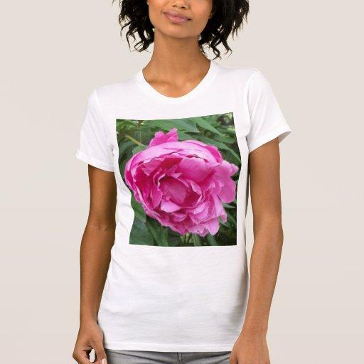 Think Pink Flower Shirt