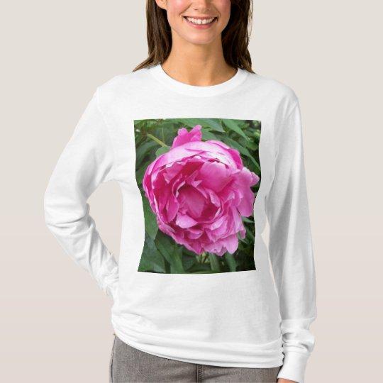 Think Pink Flower T-Shirt