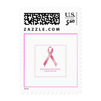 Think pink stamps