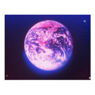 Think Planet Earth Postcard