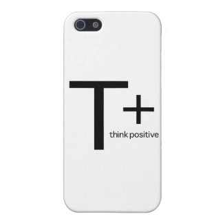 Think Positive Case For iPhone SE/5/5s