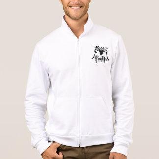 Think Positive Free Age Fleece Printed Jacket