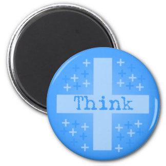 Think Positive Magnet