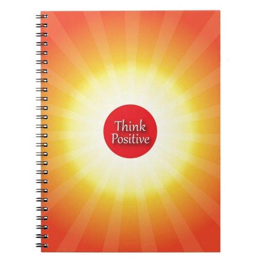 Think Positive Journals