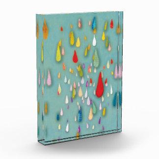 Think Raining Acrylic Art 2012 Acrylic Award