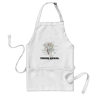 Think Renal (Kidney Nephron) Adult Apron