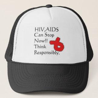 Think Responsibly Trucker Hat