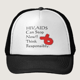 Think Responsibly Trucker Hat