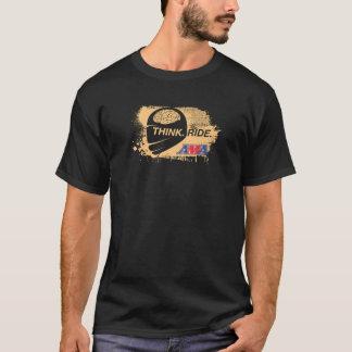 Think.Ride. Street (Dark) T-Shirt
