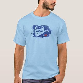 Think.Ride. Street (Light) T-Shirt