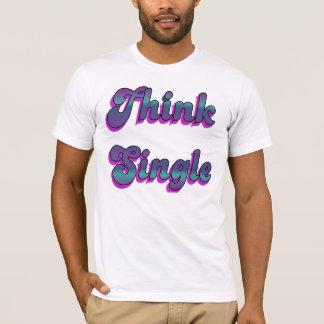 Think Single 2 T-Shirt