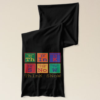 'Think Snow' Brite Scarf