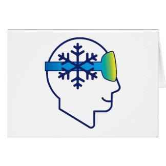Think Snow! Card