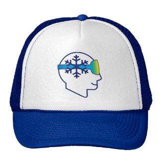 Think Snow! Trucker Hat