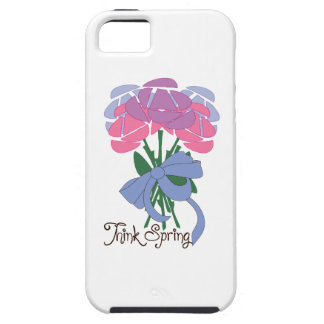 Think Spring iPhone 5 Covers