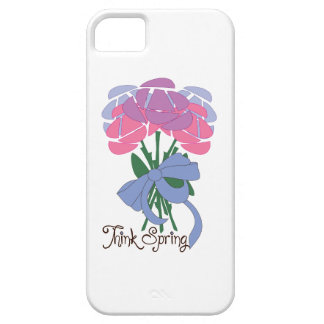 Think Spring iPhone 5 Cases