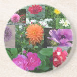 Think Spring Collage Coasters