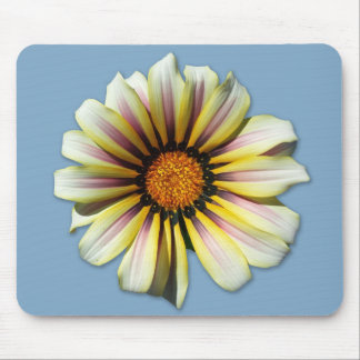 Think Spring Floral Cornflower Mouse Pad