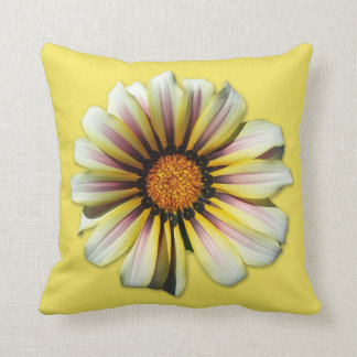 Think Spring Floral Pillow Dandelion