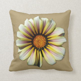 Think Spring Floral Pillow Pinecone