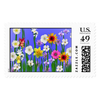 Think Spring Postage