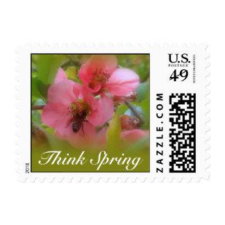 Think Spring Postage