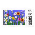 Think Spring Stamp