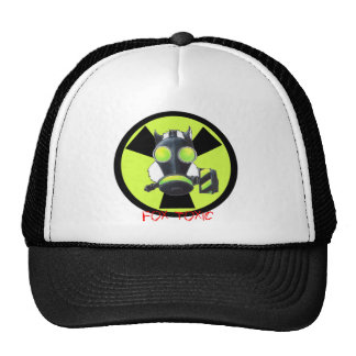 Think Stink, Fox Toxic Trucker Hat