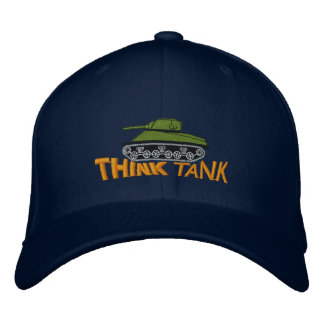 Think Tank Embroidered Hat