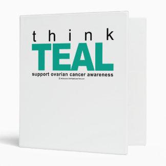 Think TEAL Ovarian Cancer Binder