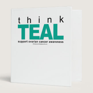 Think TEAL Ovarian Cancer Binder