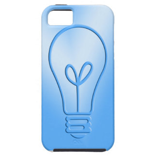 Think the Sky Blue iPhone SE/5/5s Case