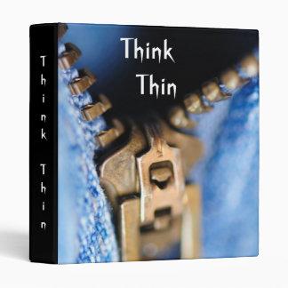 Think thin binder