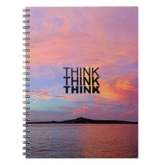 Think Think Think Notebooks