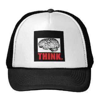 Think Trucker Hat