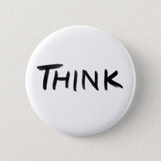 Think Twice Button