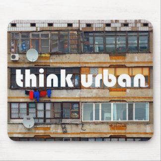 think urban mouse mats