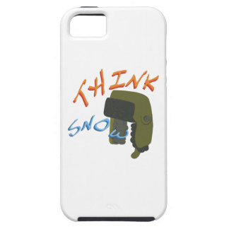Think Ushanka iPhone 5 Cases