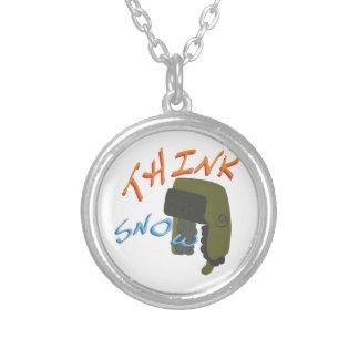 Think Ushanka Custom Necklace