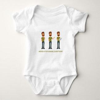 Thinker Guy Baby Bodysuit