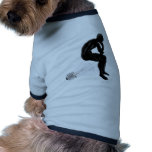 Thinker looking for an idea dog clothing