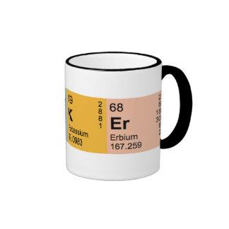 Thinker Ringer Coffee Mug
