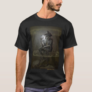 Thinker Wizard T-Shirt