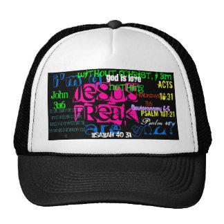 Thinker's Hat for the Jesus Freak's Soul